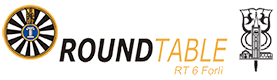 Round Table 6 Forlì Logo